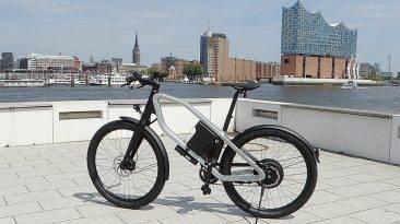 X Raw Klever Mobility Pedelec