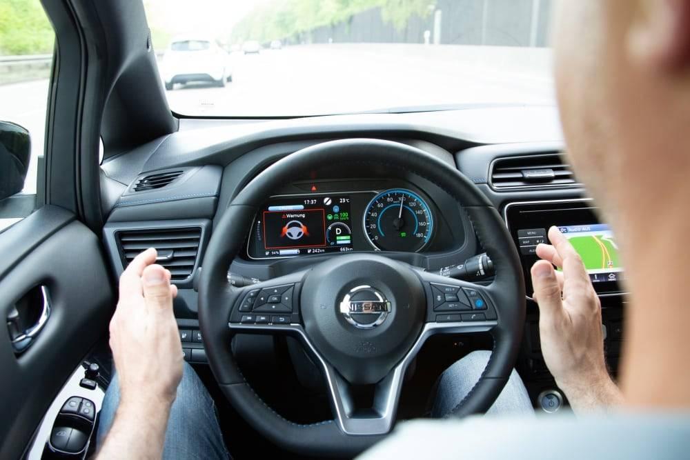 Nissan Leaf ProPilot Autopilo