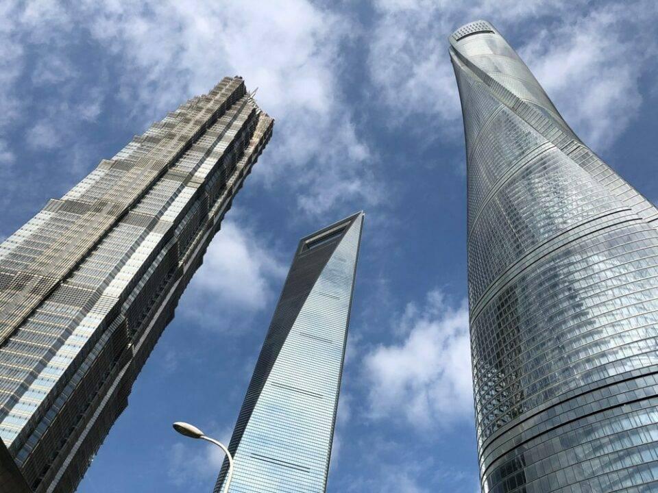 Skyscraper Shanghai