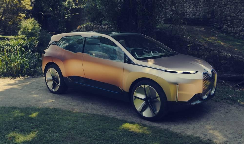 BMW iNext i5