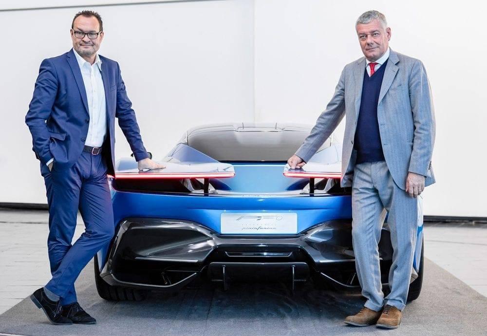 Michael Perschke, Paolo Pininfarina
