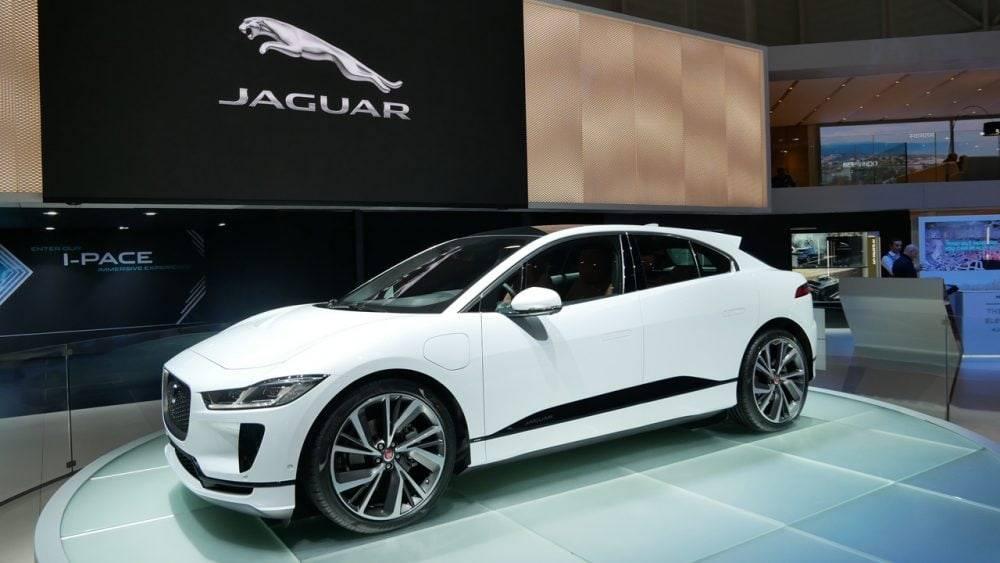 Jaguar I-Pace Elektroauto