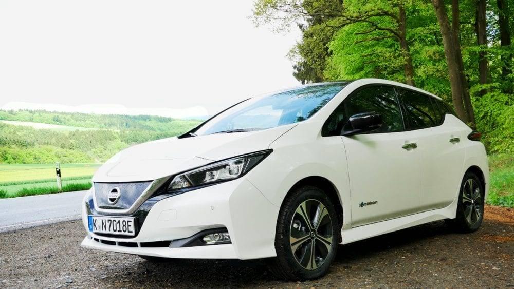 Nissan Leaf 2. Generation Reichweite