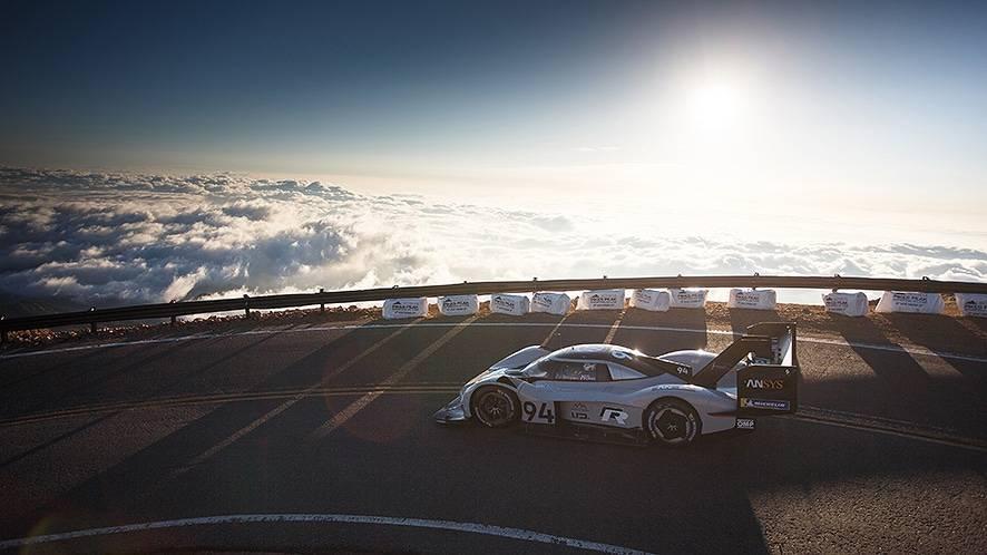 Pikes Peak Rennen VW
