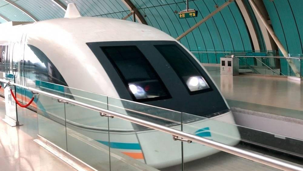 Transrapid Shanghai