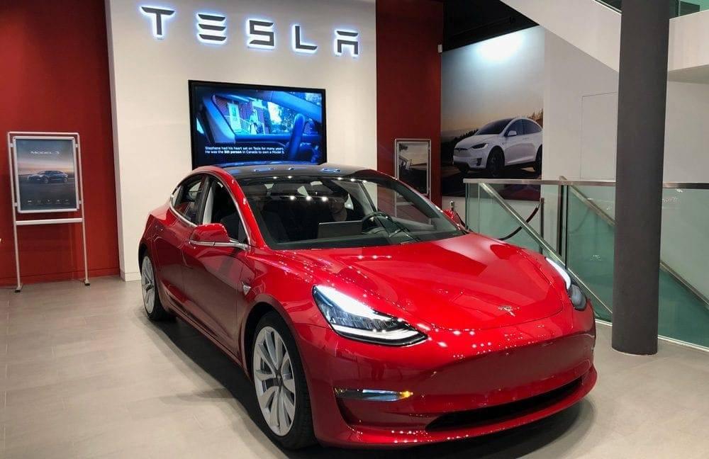 Tesla Model 3 in Deutschland