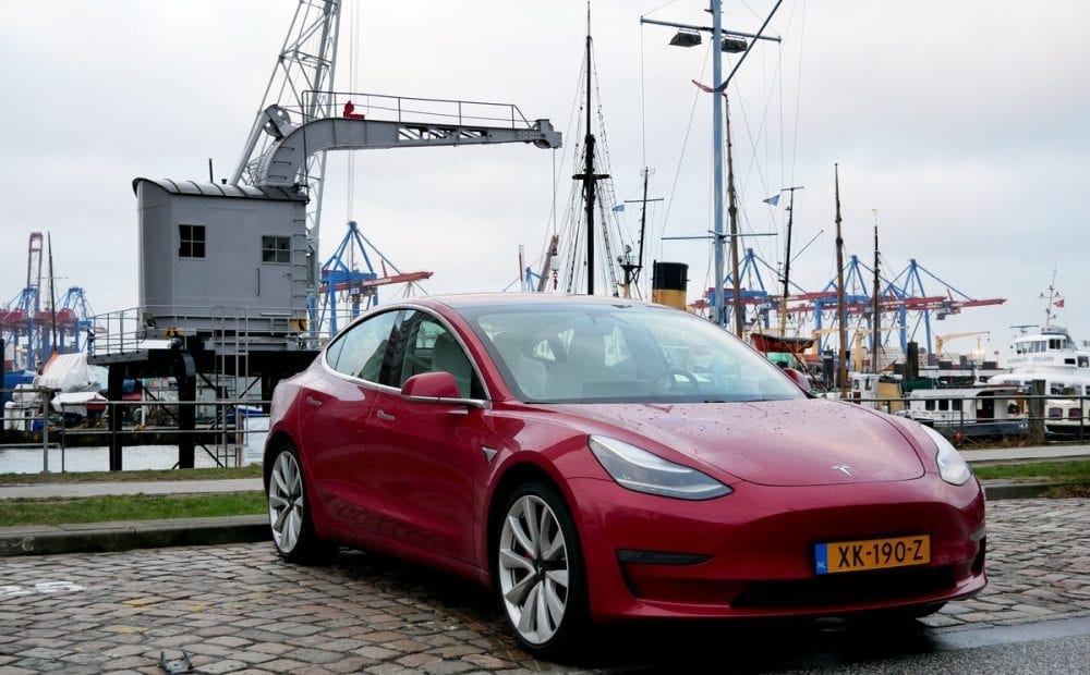Tesla Model 3 in Deutschland