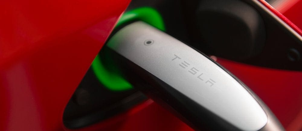 Tesla Supercharger 150 kW