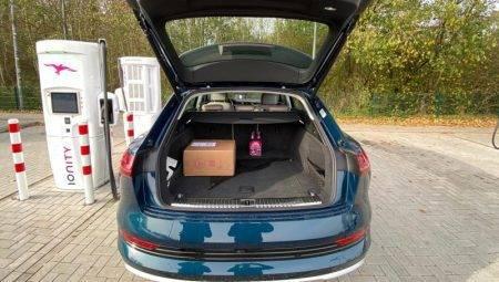Audi e-tron Kofferraum