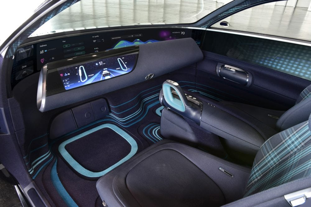 Hyundai Prophecy Innen