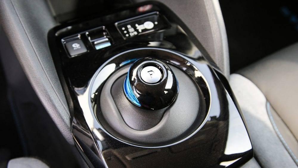 Nissan Leaf Gangwahl