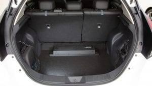 Nissan Leaf Kofferraum