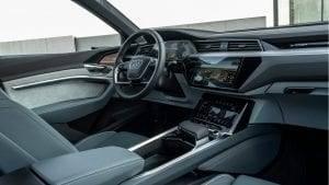 Audi e-tron Sportback Innen