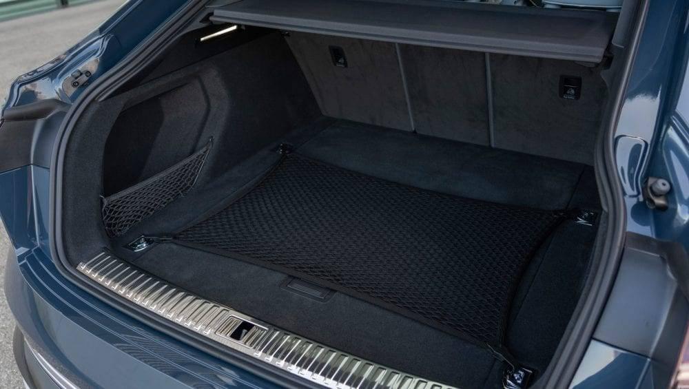 Audi e-tron Sportback Kofferraum