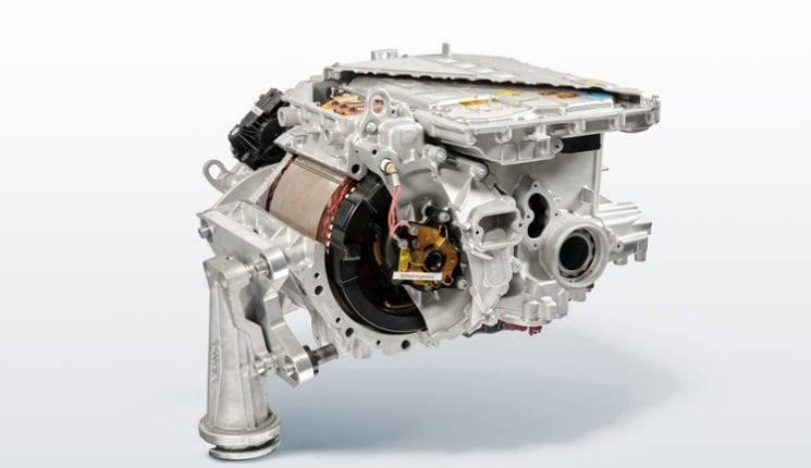 eDrive BMW Antriebseinheit