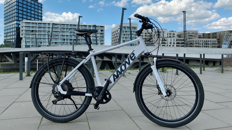 E-Bike Möve E-Fly Up R
