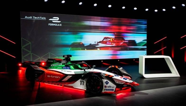 Audi FE07 Formel E