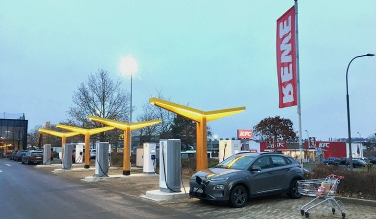 Rewe Fastned