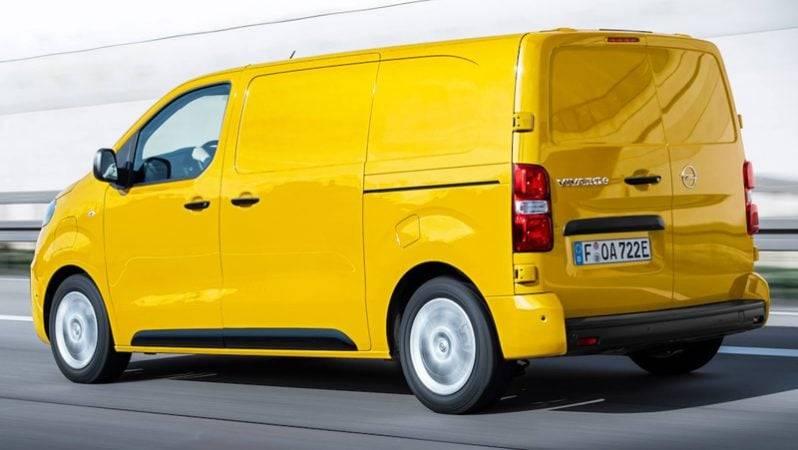 Opel Vivaro-E Stellantis