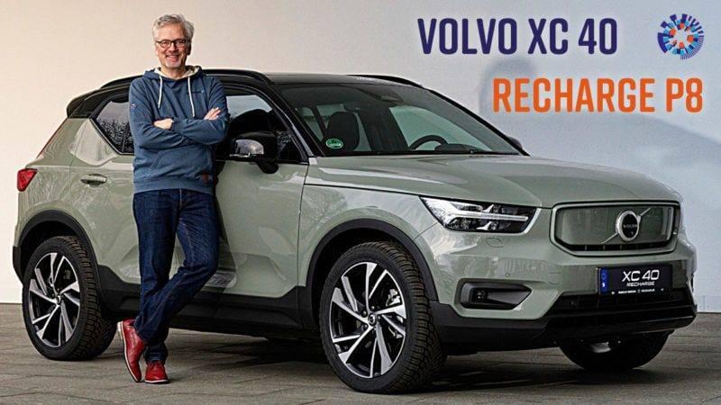 Volvo XC 40 Recharge P8